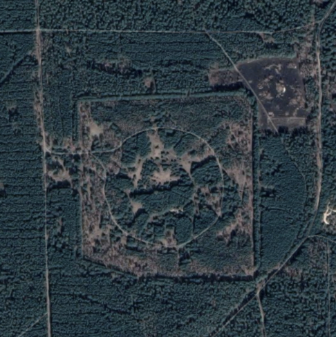 todays view of this area (Google Maps)
